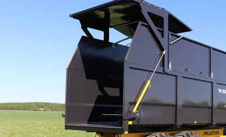 TR and TR HD utility trailers